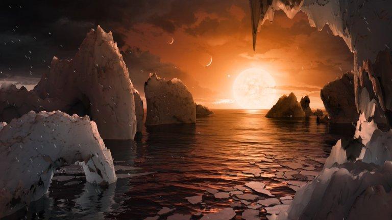 अभी-अभी: नासा ने रचा इतिहास, वैज्ञानिकों ने खोजे पृथ्वी जैसे सात नए ग्रह