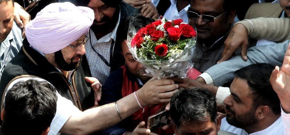 कैप्टन अमरिंदर सिंह 16 मार्च को लेंगे CM पद की शपथ, कहा-'बदले' की राजनीति नहीं करूंगा