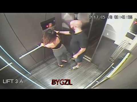 अकेली लड़की को लिफ्ट में देख कर इस लड़के ने किया ऐसा काम की, देखकर रह जाएंगे दंग- देखें विडियो