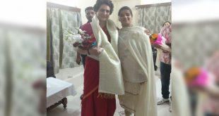 प्रियंका ने BJP के घर में मारी सेंध, महेंद्र नाथ पांडे की बहू आज होंगी कांग्रेस में शामिल