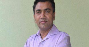 गोवा के नए मुख्यमंत्री प्रमोद सावंत कल साबित करेंगे विधानसभा में अपना बहुमत