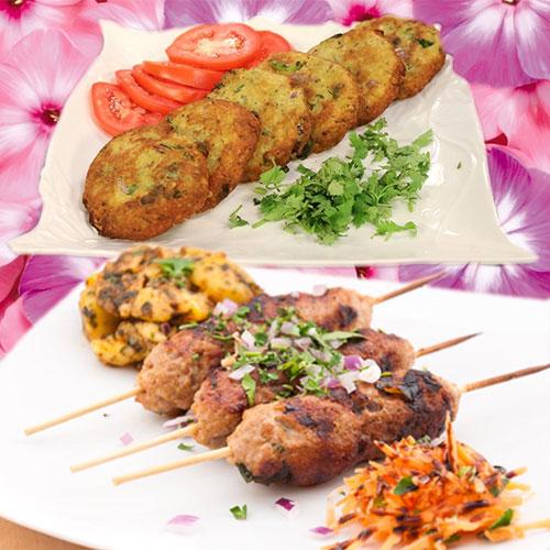 घर पर बनाएं स्वादिष्ट भरवा आलू कबाब!